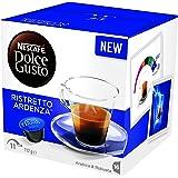 NESCAFÉ Dolce Gusto Ristretto Ardenza Coffee Pods, 16 Capsules (16 Serves) 112g