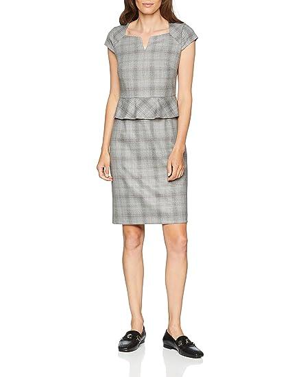 ecf928d0e177c3 comma Damen Kleid: Amazon.de: Bekleidung