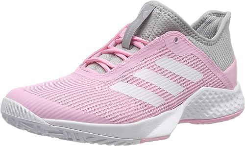 adidas  Womens Adizero Club w Tennis Shoe