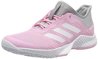 adidas Adizero Club W, Zapatillas de Tenis para Mujer: Amazon.es ...