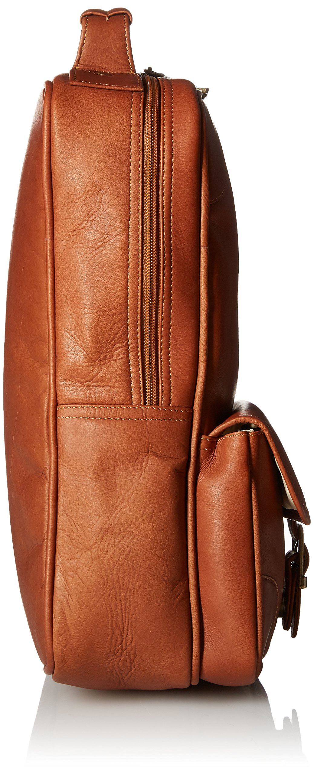 Claire Chase Upright Golf Shoe Bag, Saddle by ClaireChase (Image #3)