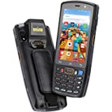 MUNBYN Android Scanner, Android 9.0 Scanner, 2D SE4710 Zebra Scanner, IP67 Rugged Android Scanner, WiFi, Bluetooth Android Ba