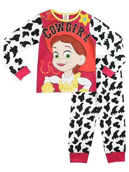 Disney Toy Story - Pijama para niñas - Jessie - 3 - 4 Años  Amazon.es  Ropa  y accesorios f34e55d197e