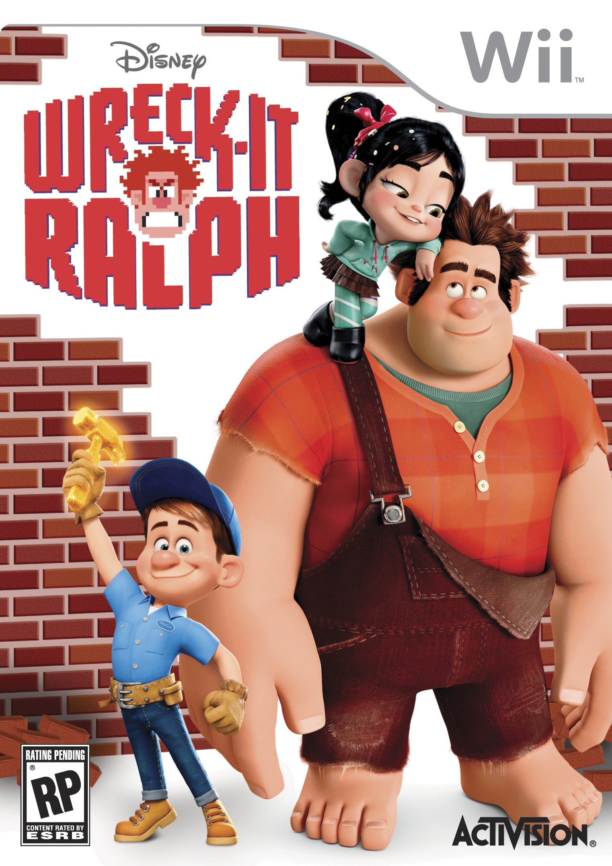Wreck-It Ralph - Nintendo Wii