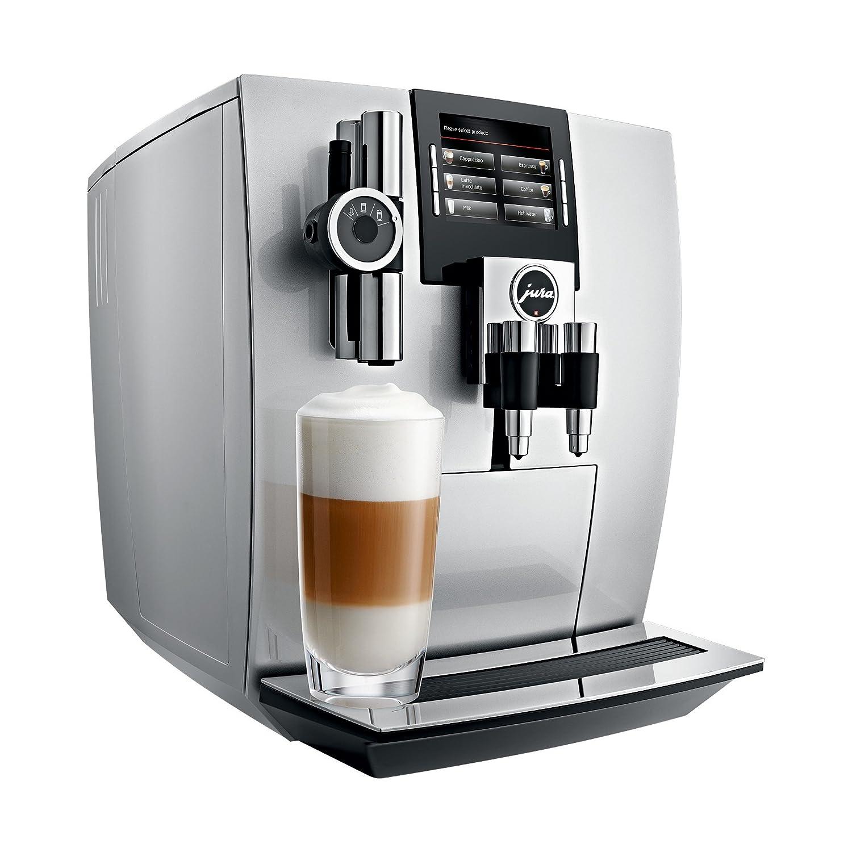 Jura Impressa J90 - Cafetera, pantalla incorporada, 1450 W, 2.1 l ...