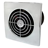 Manrose 100mm Low Profile Extractor Fan