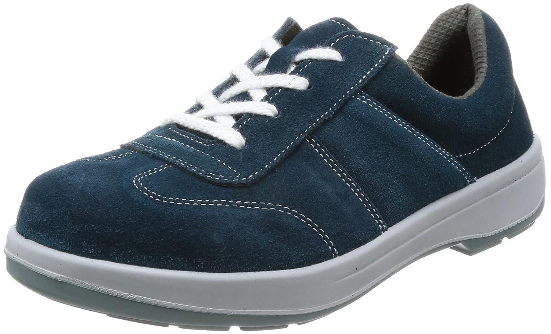 [シモン] 安全靴 短靴  AW11BV B01N0IH8CE ブルー 24.0 cm 3E