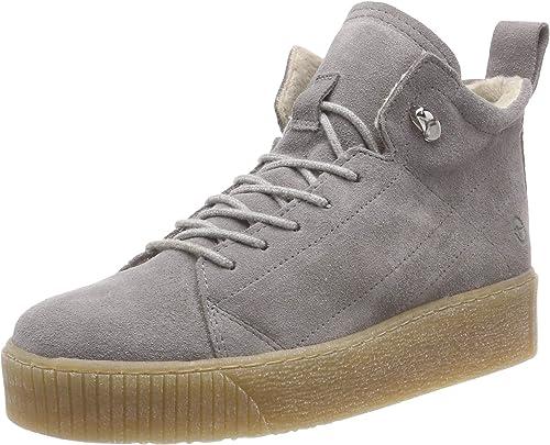Tamaris Damen 25258 31 Hohe Sneaker