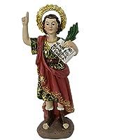 DONREGALOWEB San Pancracio Figura de Resina (10)