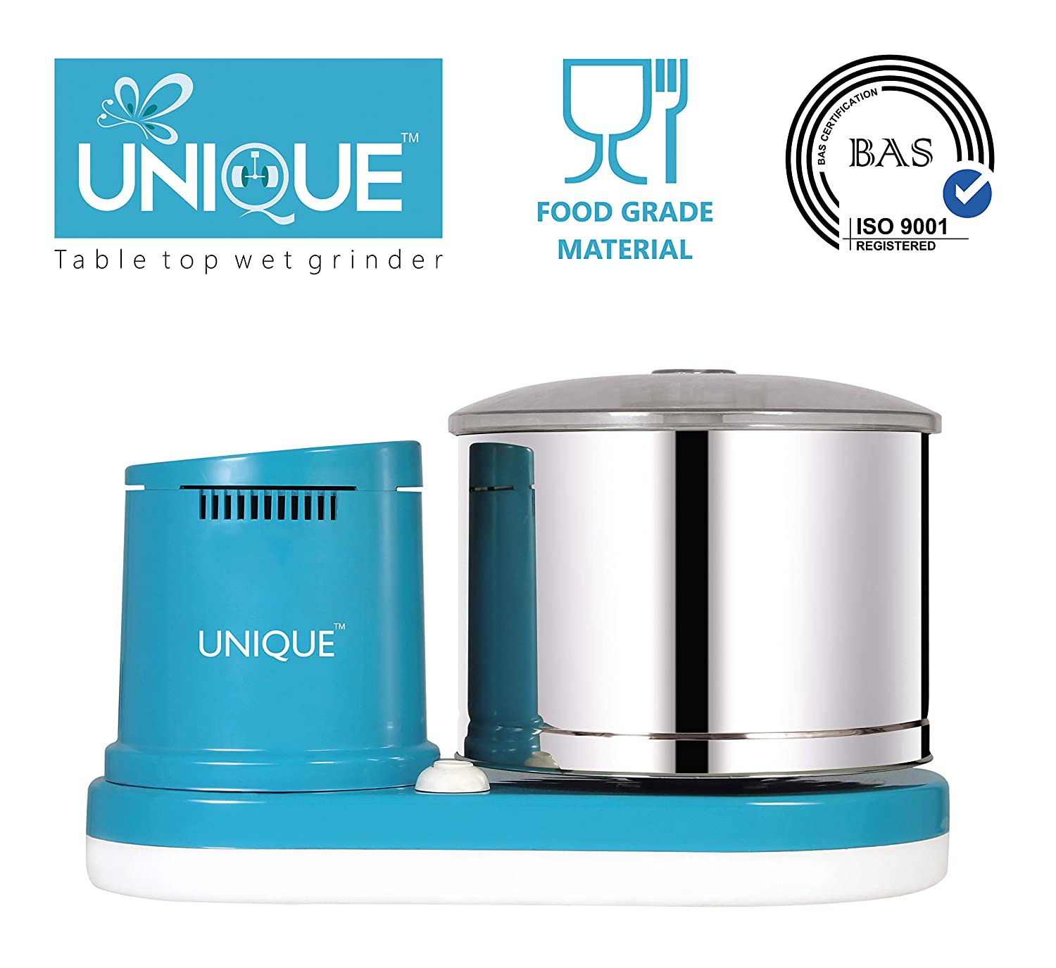 Unique Table Top Wet Grinder