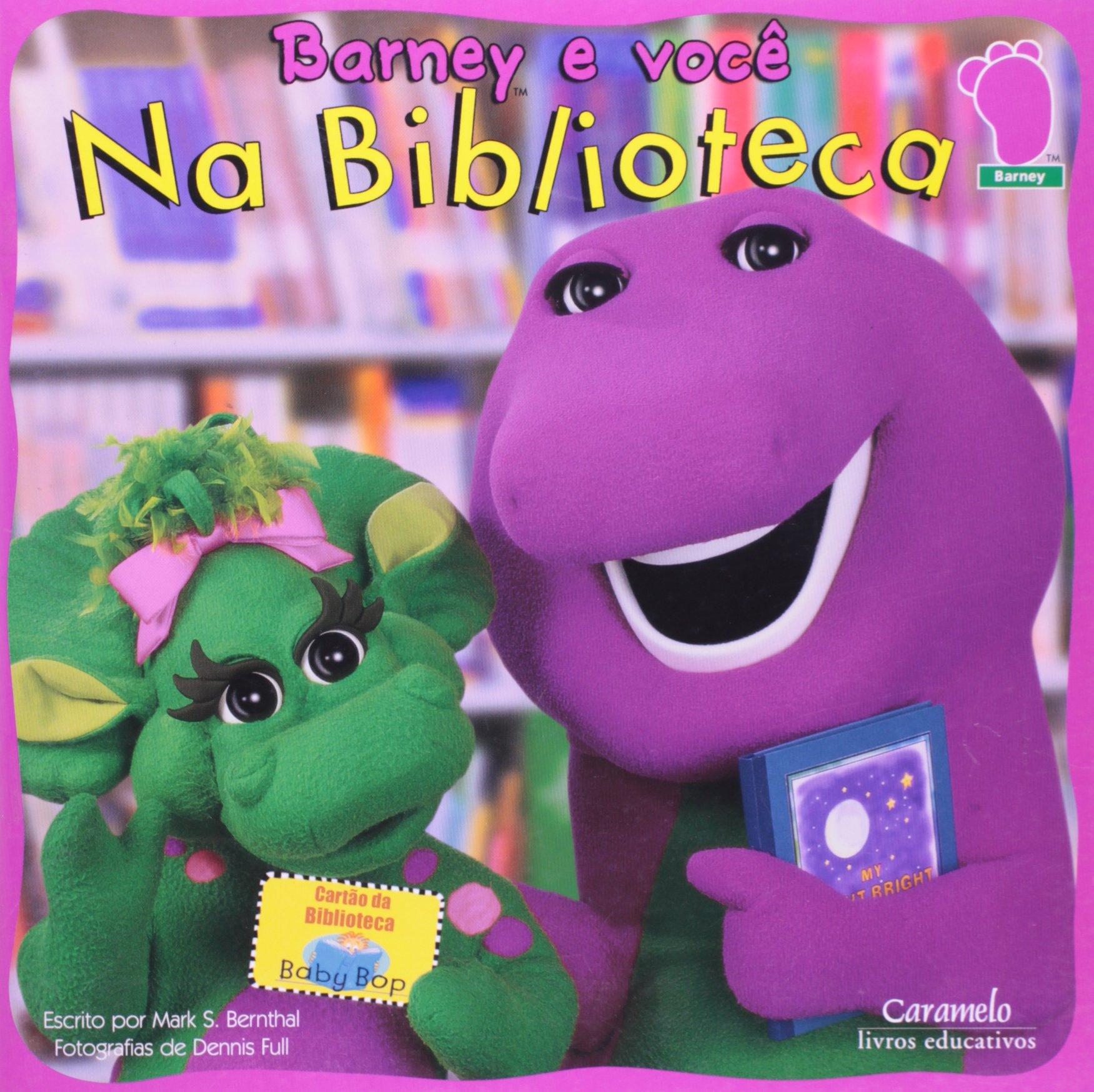 Barney E Voce. Na Biblioteca: 9788573404272: Amazon.com: Books