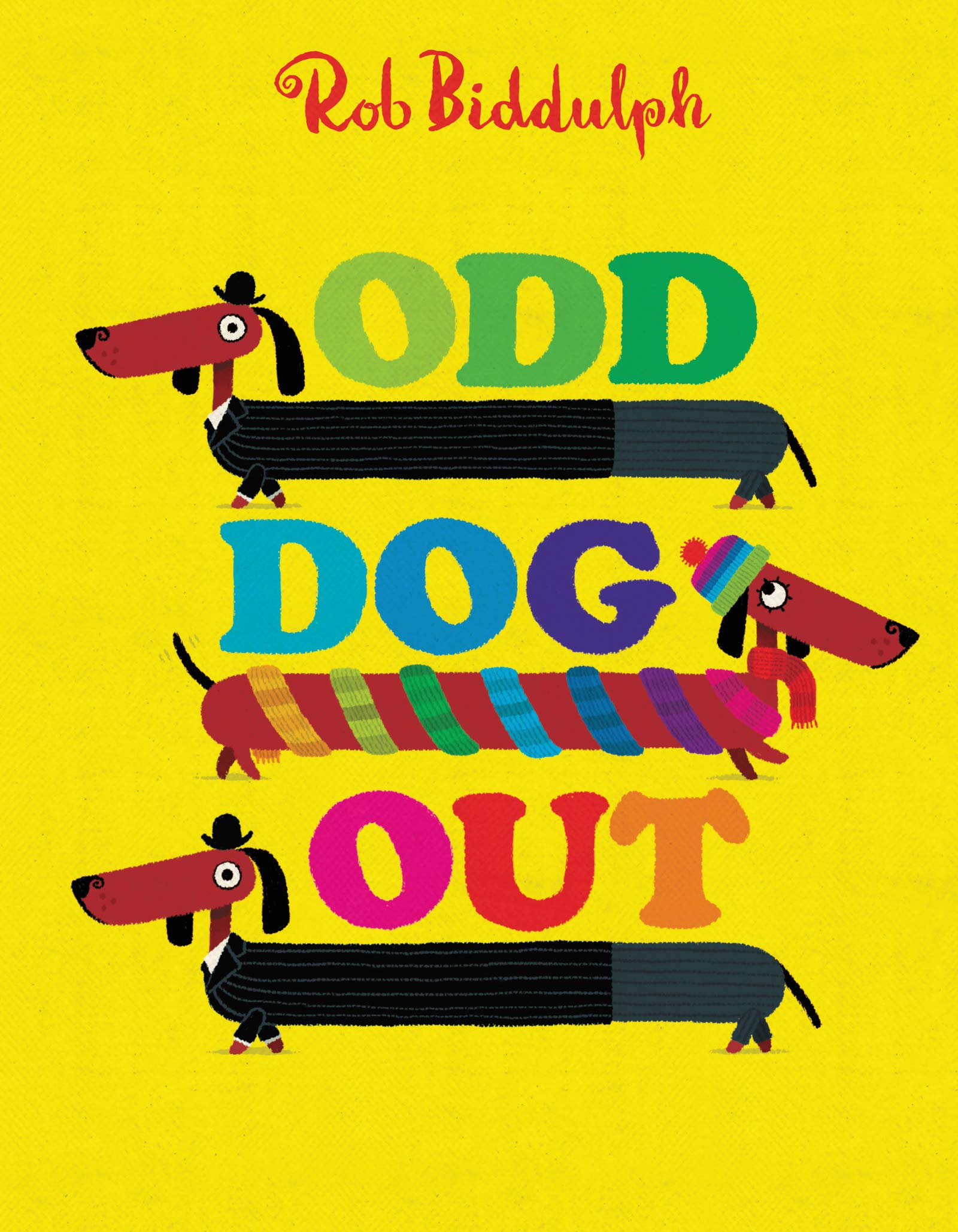Odd Dog Out: Amazon.co.uk: Rob Biddulph: Books