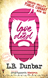 Love in Deed: A Silver Fox Small Town Romance (Green Valley Library Book 6)
