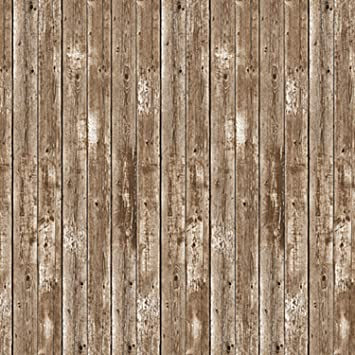Amazon Beistle 52041 Barn Siding Backdrop Party Accessory 4