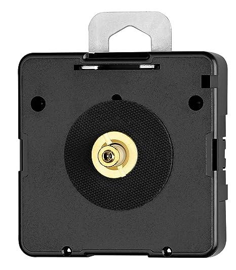 Hermle NH 2100 - Reloj de Cuarzo (Ideal para relojeros, Incluye Accesorios de Montaje