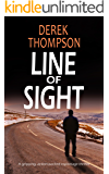 LINE OF SIGHT a gripping action-packed espionage thriller