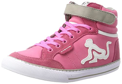 DrunknMunky Boston Classic, Sneaker a Collo Alto Bambina