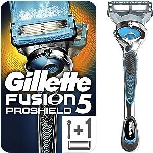 Gillette RASOIR Fusion 5 PROSHIELD CHILL, 1 Lame INCL.