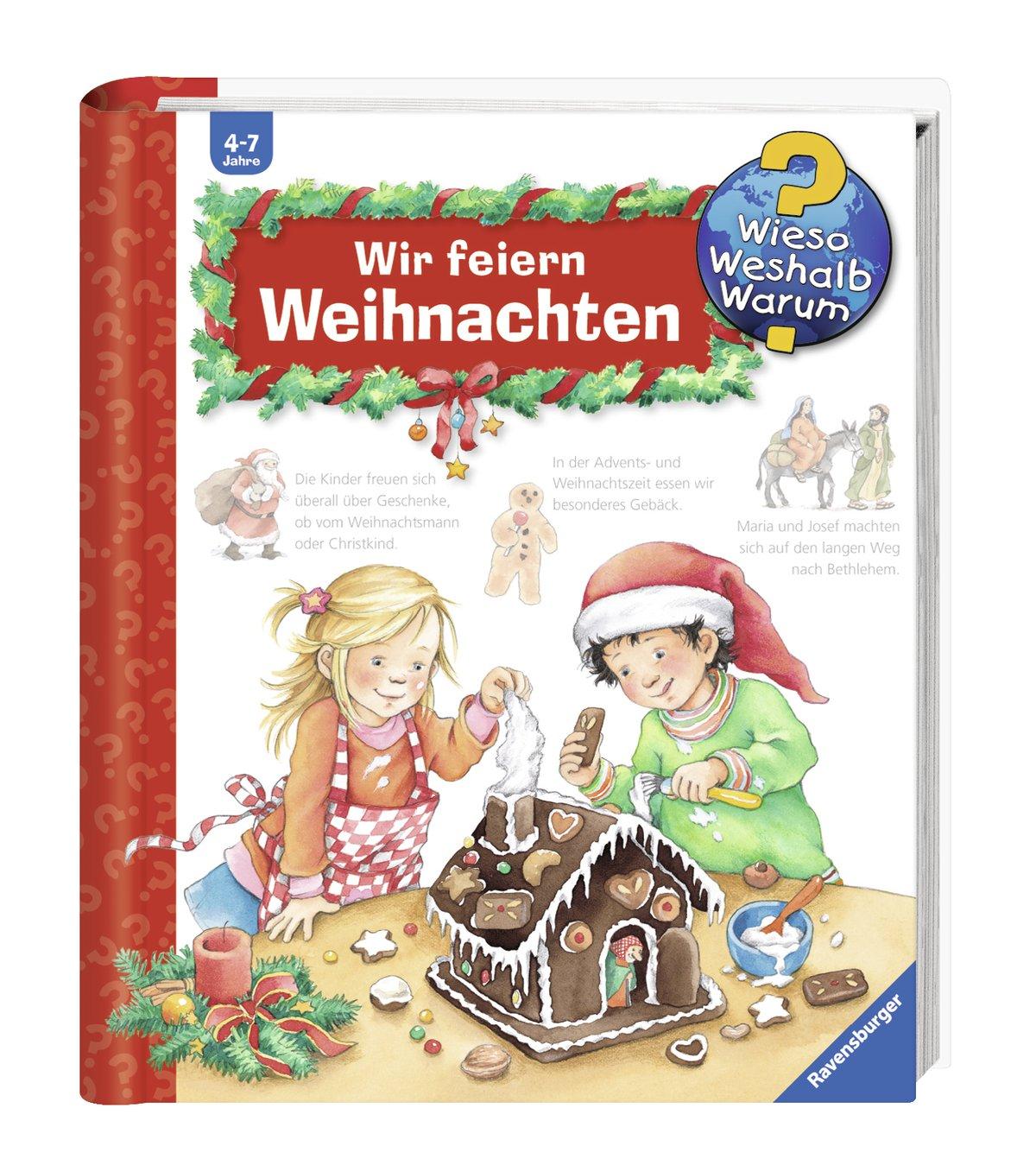 Wir feiern Weihnachten Wieso? Weshalb? Warum?, Band 34: Amazon.de ...