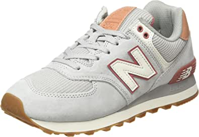 New Balance 574, Zapatillas Mujer, Talla única