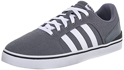 Adidas Neo Men's Hawthorn ST Shoe,Lead/White/Black,8 ...