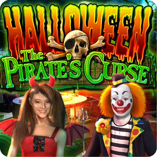 Halloween: The Pirate's Curse - Hidden Object Adventure -