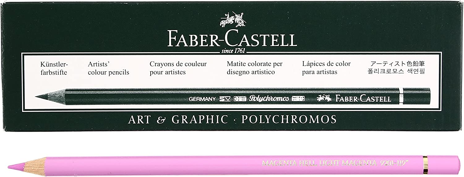 Image of Faber-Castell Polychromos Pencil (Pencil Only)