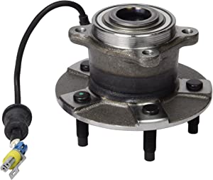 WJB WA512229 - Rear Wheel Hub Bearing Assembly - Cross Reference: Timken 512229 / Moog 512229 / SKF BR930327