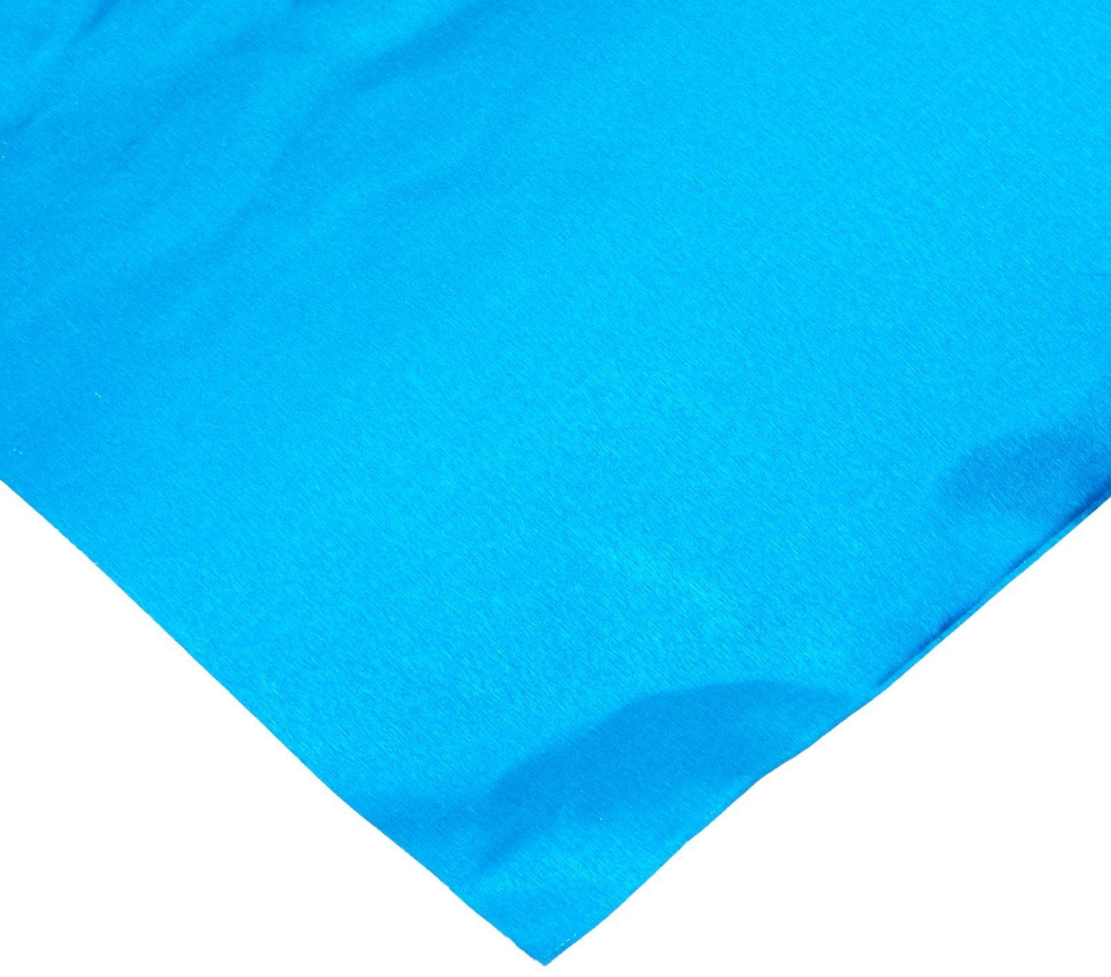 St. Louis Crafts 12''''X25' 38GA BLU Multi-Purpose Foil Roll, 12'' x 300'' Size, 38 Gauge, Aluminum, Bluetone by St. Louis Crafts