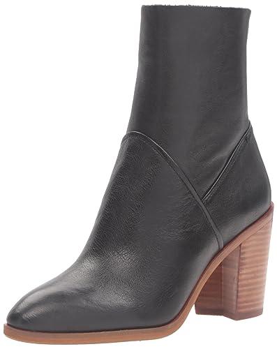 ALDO Womens Fearien Boot       Black Leather