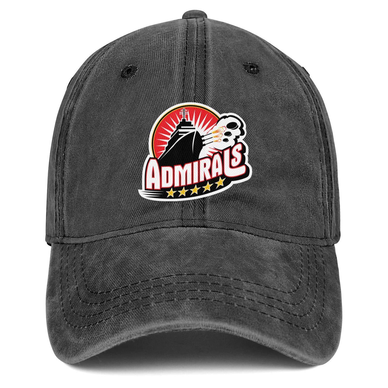 Popular Sport Hat Baseball Cap Trucker Hat QiLarkin Men Old-Admiral-Logo