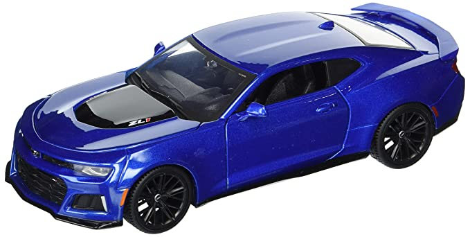 Diecast & Toy Vehicles Fashion Style Maisto 1:24 Chevrolet 2017 Camaro Zl1 Special Edition Metal Auto Vehicle Car Toy Contemporary Manufacture