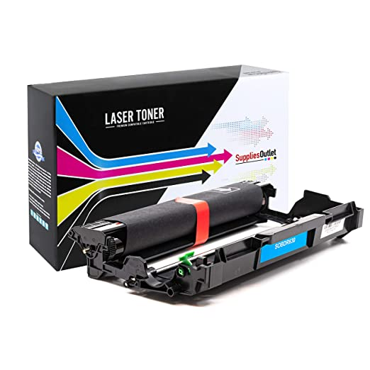 Black,1 Drum USA Advantage Compatible Drum Unit Replacement for Brother DR630 to Use with DCP-L2520DW