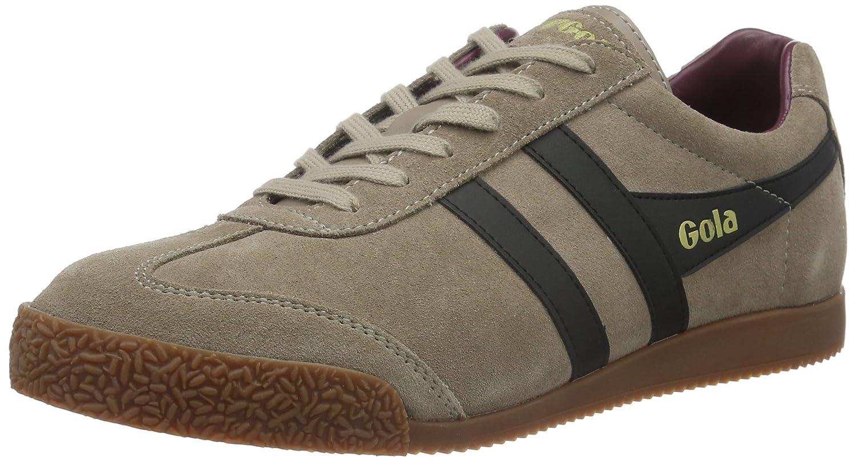 Gola Men's Fashion Harrier Fashion Men's Sneaker B01FU0W1LK 12 D(M) US|Stone/Burgundy/Black  eb3c0d