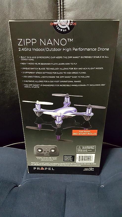 Propel Zipp Nano - Rollo de dron de Alto Rendimiento para ...
