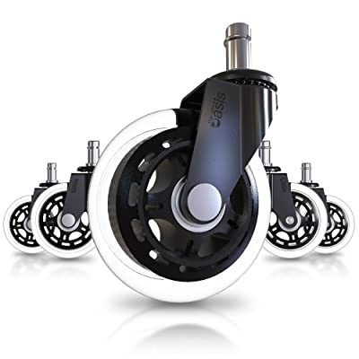 Office Chair Caster Wheels