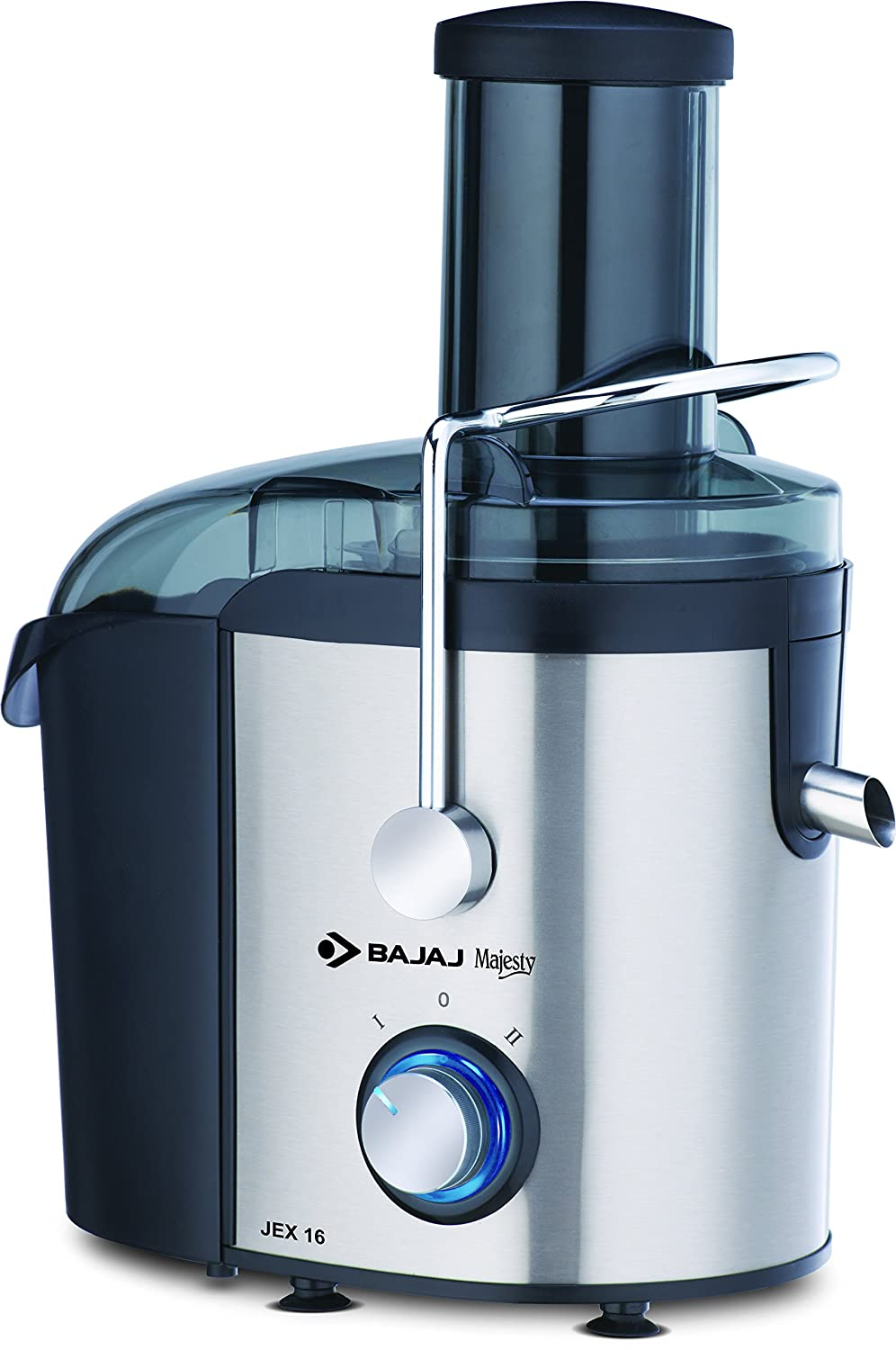 Bajaj JEX 16 800-Watt Juicer (Black)