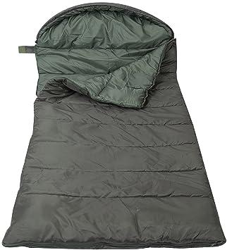VTK Nature - Saco de dormir Taiga 10 C °/5 C ° - senderismo, Camping, Vivac: Amazon.es: Deportes y aire libre