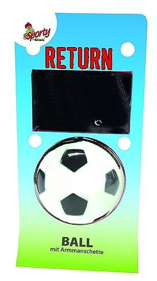 Kinderbadespaß Return Ball Neon sortiert