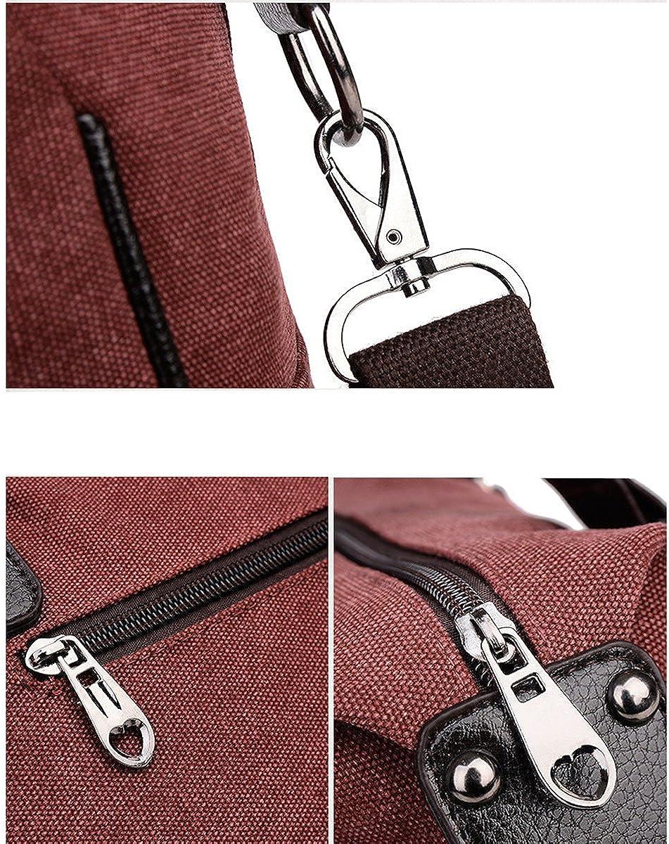 Canvas Ladies Fashion Leisure Versatile Environmental All-match Handbag Single Shoulder Bag