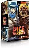 Roxley Games Dice Throne Season 2 Battle Box 1 Gunslinger VS Samurai Board Game