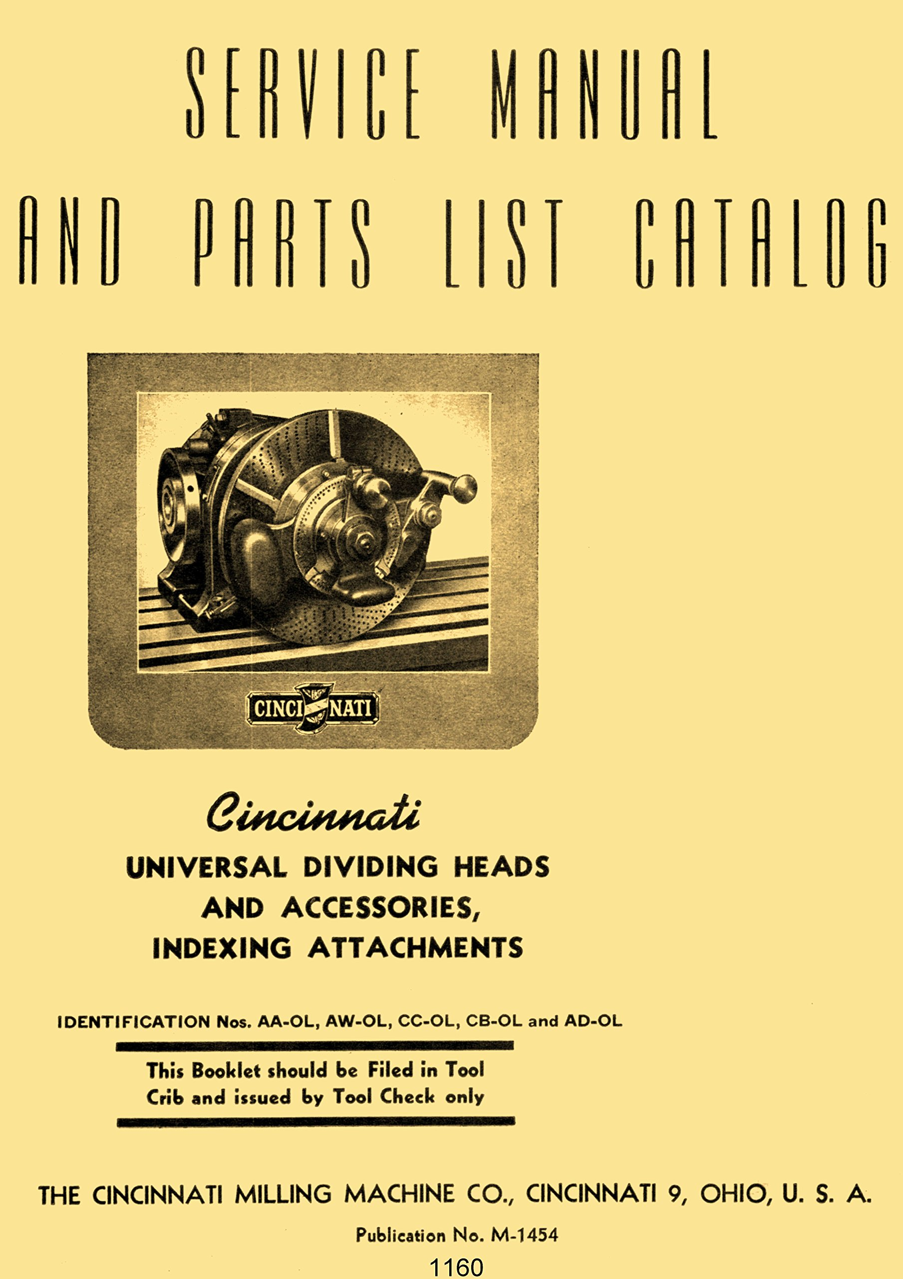Cincinnati cnc mill manual ebook array cincinnati 10 12 14 universal dividing heads accessories and rh fandeluxe Gallery
