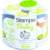 Aladine - 3801 - Loisir Créatif - Stampo Baby - Animaux Familiers