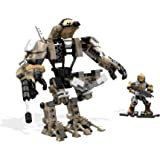 Mega Construx Halo Desert Sniper Cyclops Building Kit