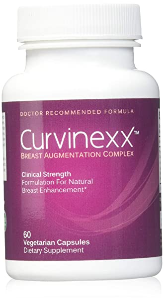 Amazon.com : CURVINEXX (3 Bottles) - Natural Breast Toning and Firming Supplement. Lift, Firm and Enhance your Bust Naturally : Beauty