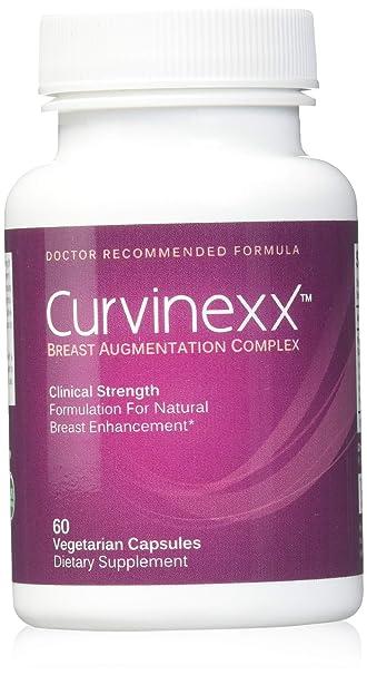 eccf9d84ec6da Amazon.com   CURVINEXX (3 Bottles) - Natural Breast Toning and Firming  Supplement. Lift