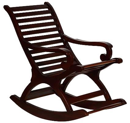 Fine Kozy Corner Rocking Chair Brown Kcp0020 Amazon In Home Download Free Architecture Designs Rallybritishbridgeorg