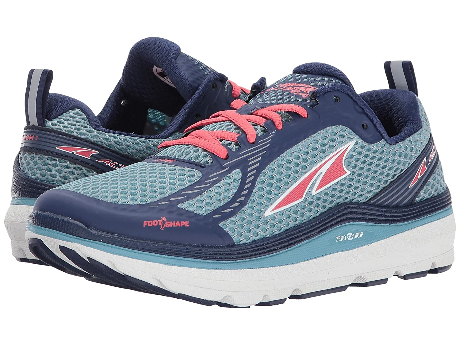Altra Women's B(M) Paradigm 3 B01N9K467T 7 B(M) Women's US|Light Blue 3226cc