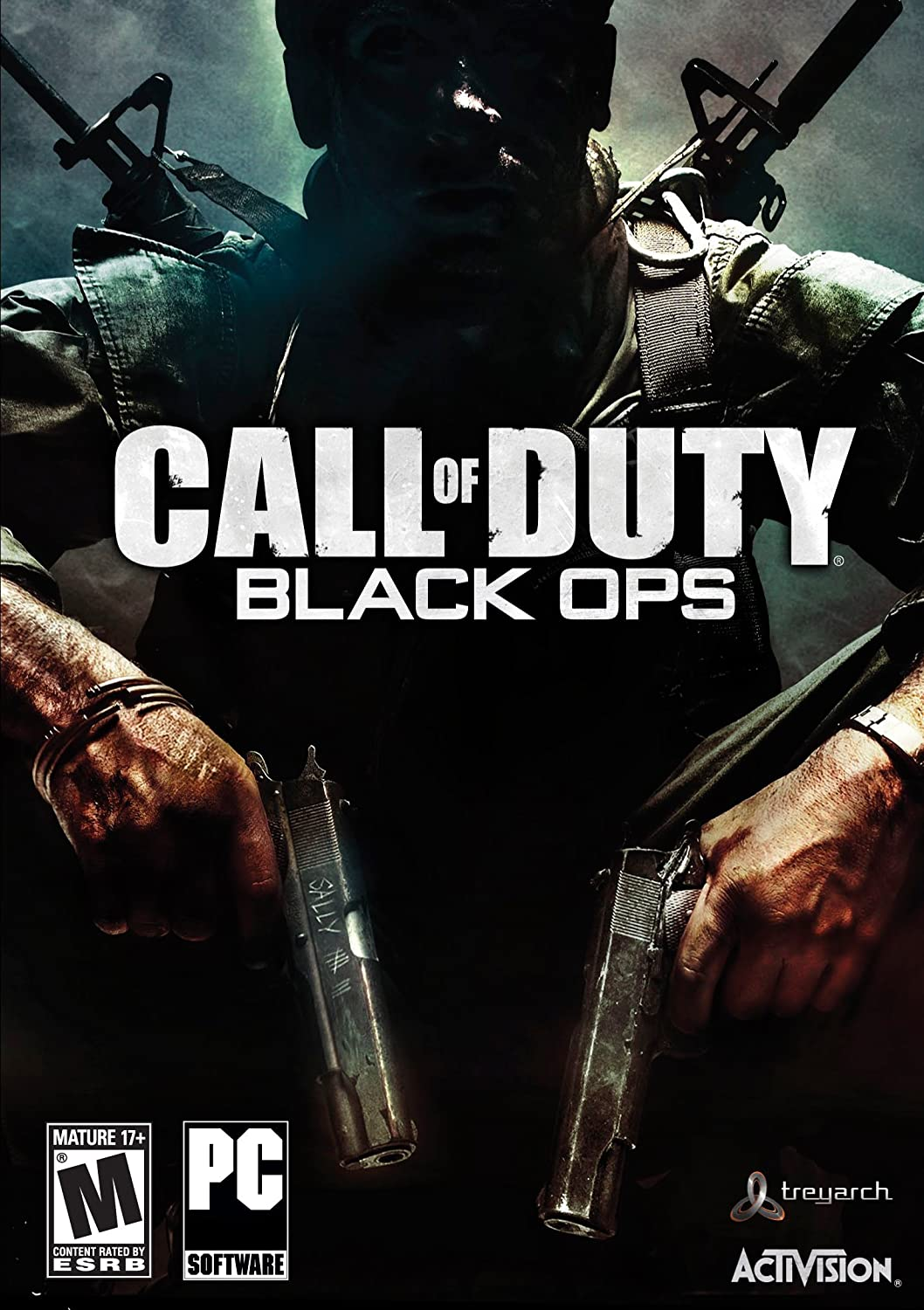 Amazon Com Call Of Duty Black Ops Download Video Games