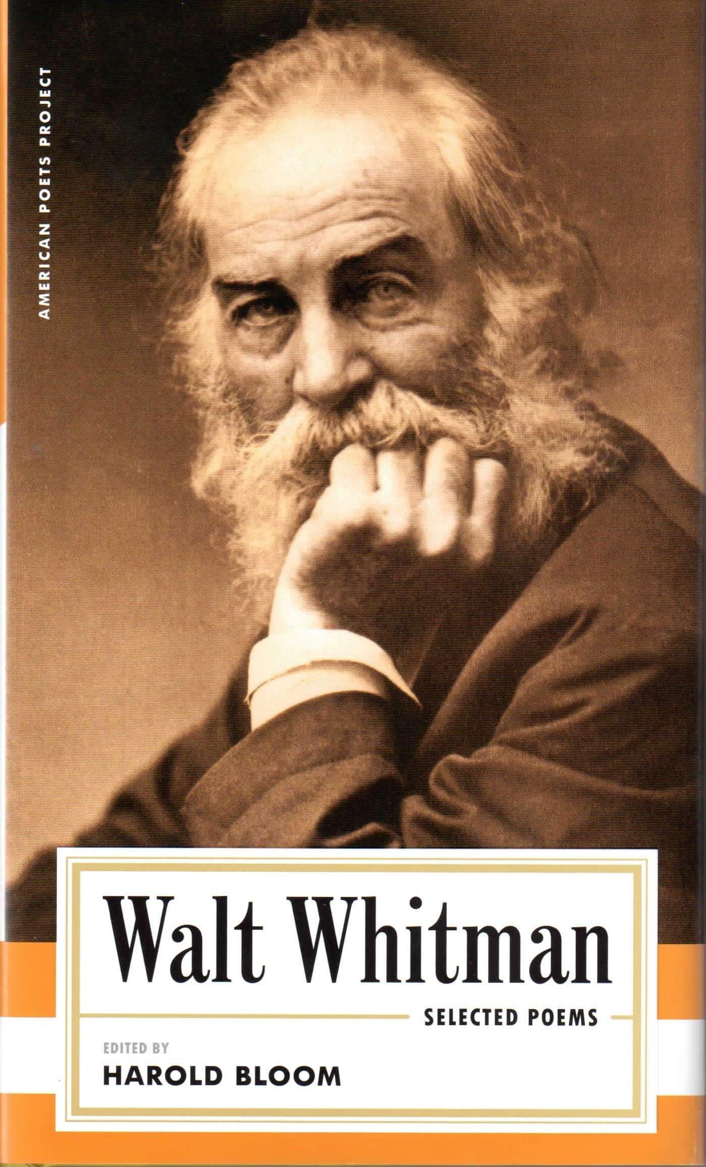 Read Online Walt Whitman: Selected Poems: (American Poets Project #4) pdf